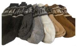 Alpaca Woollen Socks