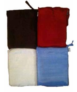 Single Funky Travel Vietnamese Silk Blend Sleeping Bag Liner Sheet Cover 1217