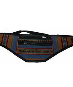 Fair Trade Hippy Peruvian Bumbag Waist Belt Travel Bag 492