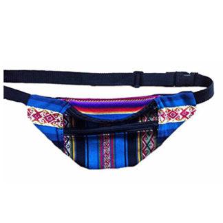 Fair Trade Hippy Peruvian Bumbag Waist Belt Travel Bag 493