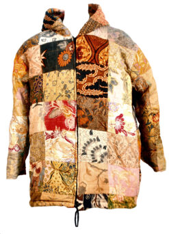 Batik Hooded Top