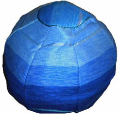 :New Fair Trade Moroccan Woven Sabra Silk Textile Pouffe Beanbag Cover 544B
