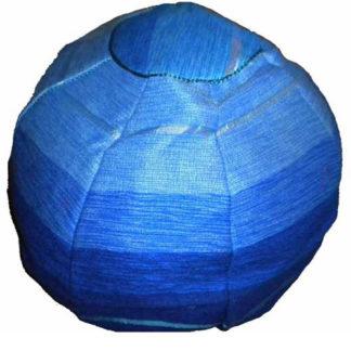 :New Fair Trade Moroccan Woven Sabra Silk Textile Pouffe Beanbag Cover 544B