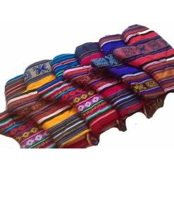 Fairtrade Handicraft Bolivian Andean Aguayo Oven Glove Cooking Mitt Xmas Gift 62