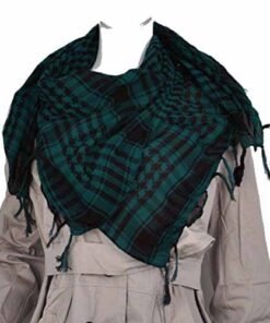 Arab Headress Keffiyeh & Agal (From Jordan) Scarf Shemagh Keffiyeh Arabic 608