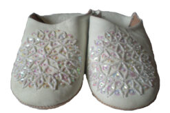 Ladies Moroccan Babouche Slippers