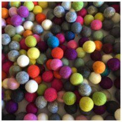 Nepal Wool Ball