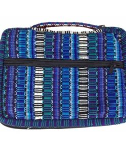 Bright Hippy Mexican Import Mayan Laptop Tablet Padded Bag Cover Sleeve Case M53