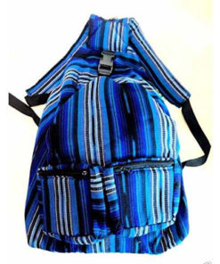 Bright Hippy Guatemalan Import Mayan Shoulder Messenger Festival Travel Bag M60