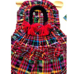 Fairtrade Hippy Multicoloured Guatemalan Shoulder Bag Purse Travel Backpack M86