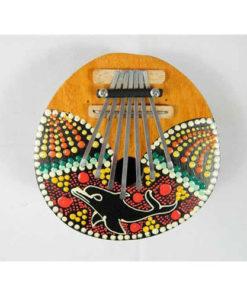 Fair Trade Balinese Thumb Piano Unusual Ethnic Musical Music Karimba Mbira R122