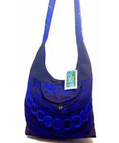 Stylish Hippy *Mexican Import* Mayan Shoulder Messenger Festival Travel Bag M90