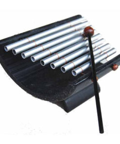 Fair Trade Indonesian Traditional Single Octave Xylophone Ethnic Percussion