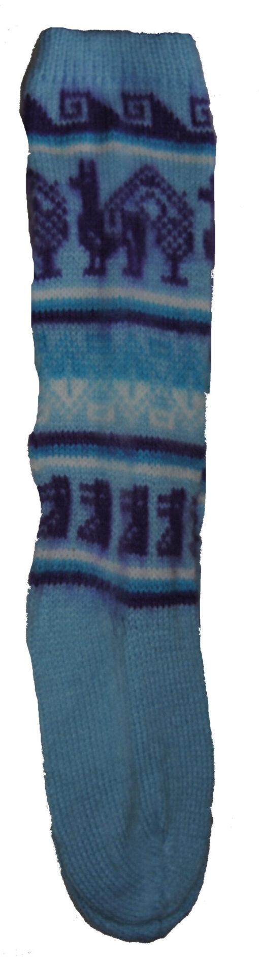 alpaca wool socks