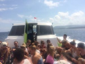 Wahana fast boat to Gilli Isles