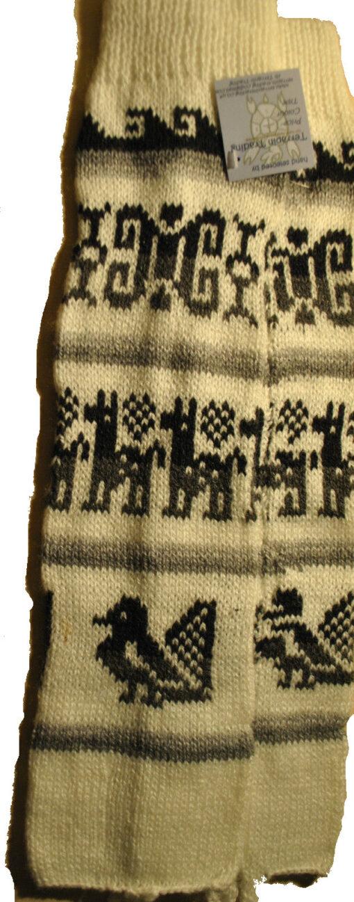alpaca wool legwarmers