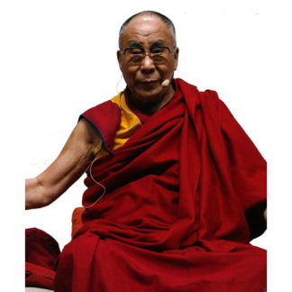Authentic Tibetan Monk 3 Piece Outfit bought at Boudanath Temple, Kathmandu - XL