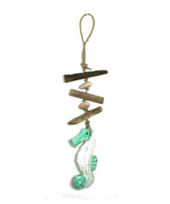 Ethical Hanging Driftwood Nautical Seahorse Beach Mobile Sea Wall Kitchen Decor