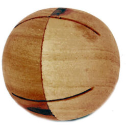Fair Trade Vietnamese Vietnam Wood Wooden Shaker Natural Ball