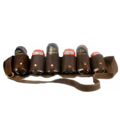 Leather Beer Belt