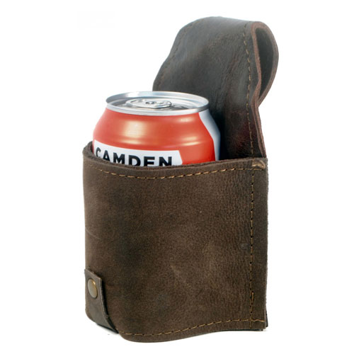 Leather Drinking Holster
