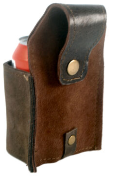 Leather Beer Holster