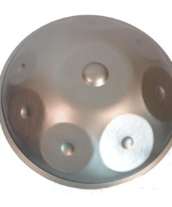 Handpan 9 note AKEBONO Steel DRUM handrum HAND PAN & Bag 50cm saucer