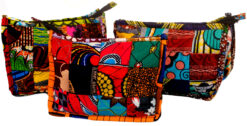 kitenge makeup bag