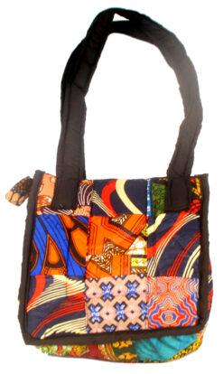 Kitenge Shoulder Bag