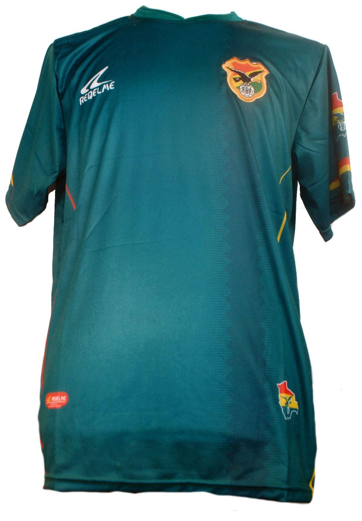 Bolivia Football Shirt