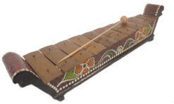 wood gamelan xylophone