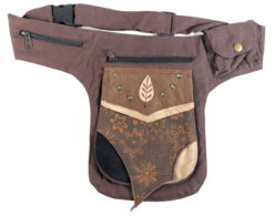 nepal hip bag